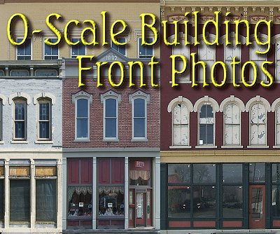 O Scale Cardstock Buildings Free