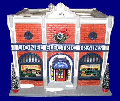 Department 56 R Village Trains