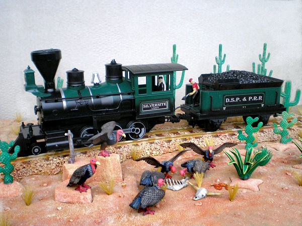 Toys Trains