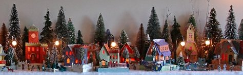 What is a glitter house click to be charmed by antoinette stockenbergs wonderful christmas displays solutioingenieria Images
