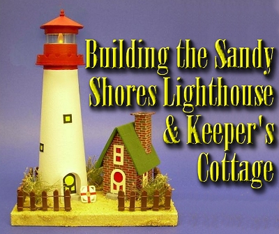 Building The Sandy Shores Lighthouse Keepers Cottage